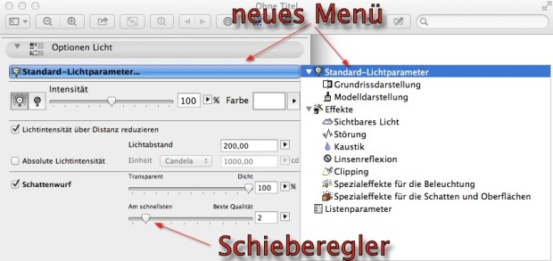 Neue GDL-Befehle in ArchiCAD 18
