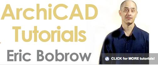 Free ArchiCAD-Tutorials